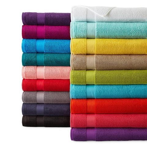 102 Bath Towels
