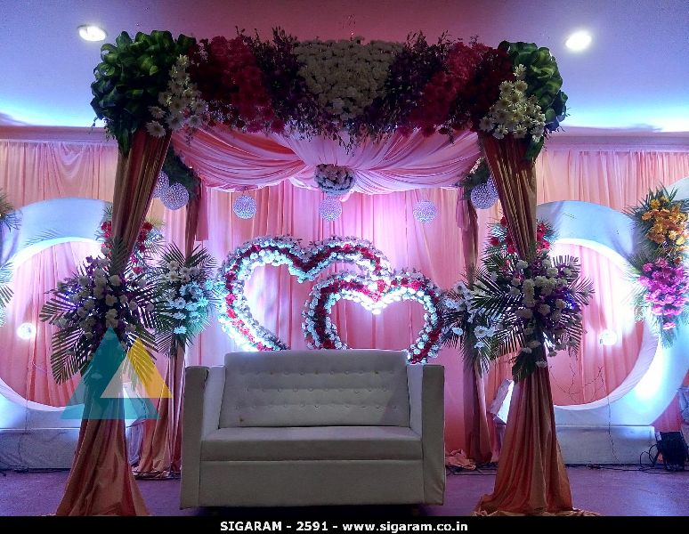 Enement Parties Flower Decoration Service 02 Services Party From Patna