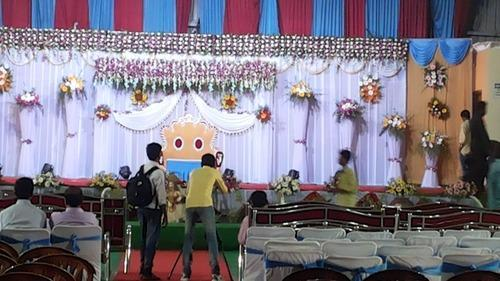 Flower Decoration For Party Hall Flowers Healthy