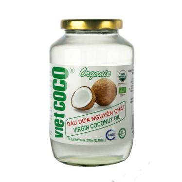 Virin Coconut Oil Manufacturer in Ho Chi Minh City Viet Nam