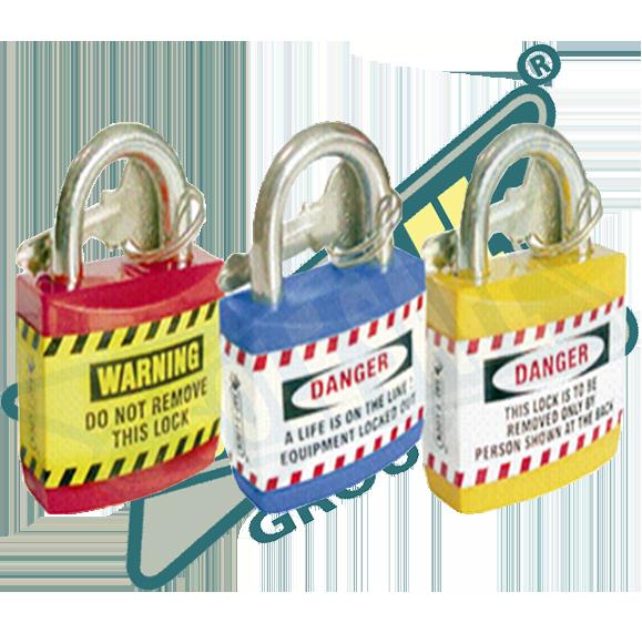 Safety Padlocks (SSS-SEL-SPL-2103)