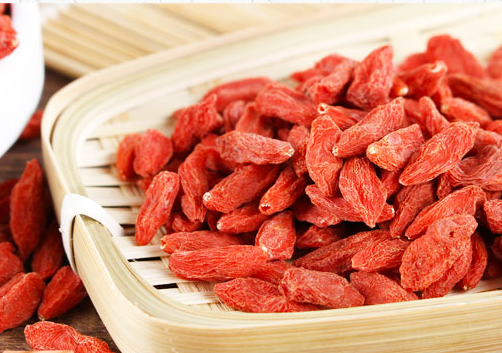 Goji Berry Manufacturer In Zhongwei China By