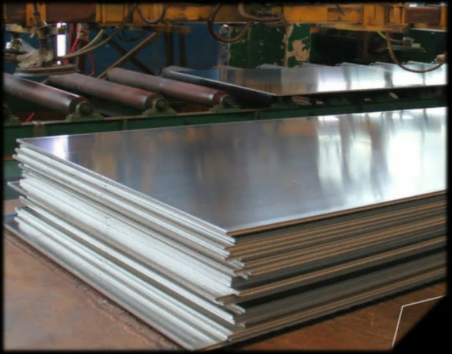 Mill Finish Flat Rolled Aluminium Materials