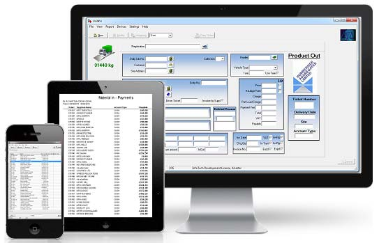 Weighbridge Software Manufacturer & Manufacturer from