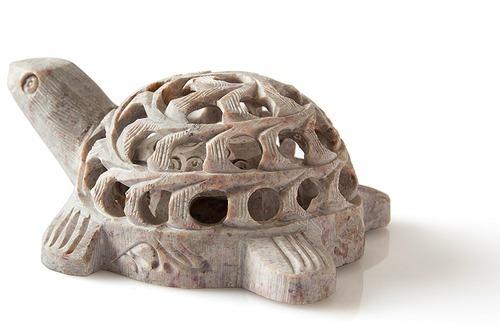 Marble Tortoise Statue
