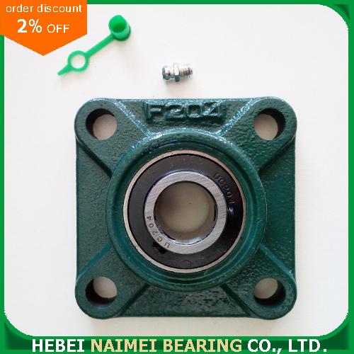 30mm Bearing unit UCFL 206+Rhombic Flanged Type Ball