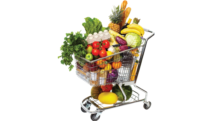 Hypermarket & Supermarket SHOPPING TROLLEY