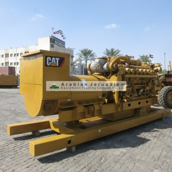 OPEN CATERPILLAR GENERATOR