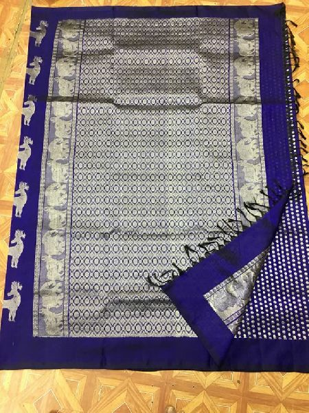 Kancheepuram pure silk sarees