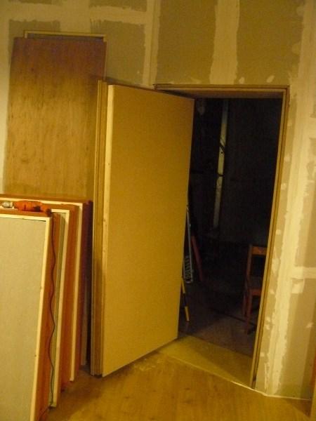 Soundproof Door 03