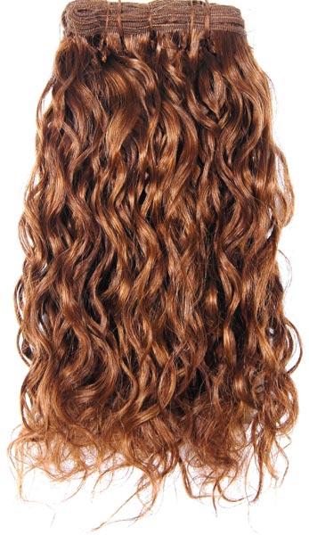 Machine Weft Natural Curly Hair (Machine Weft Natural)