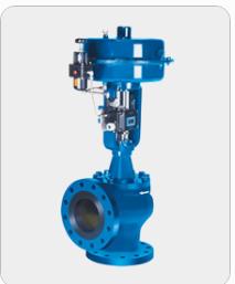 angle control valve