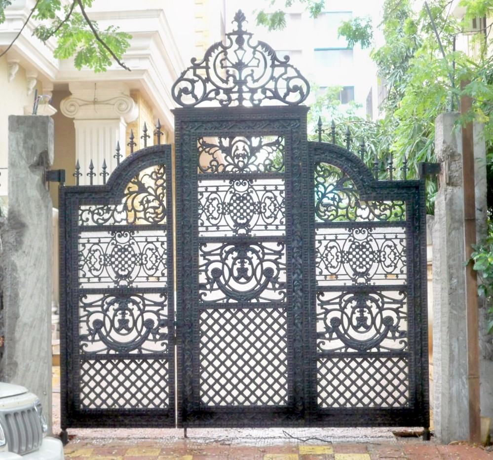 Designer Cast Iron Gate Manufacturer Manufacturer From India Id