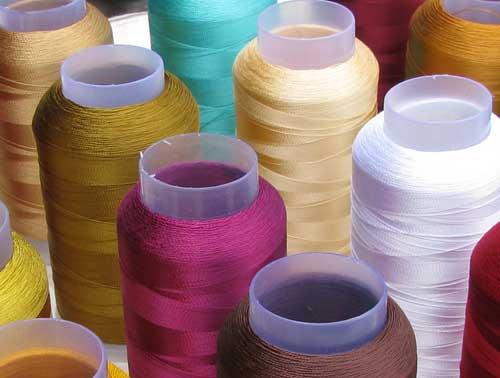 Metallic Embroidery Thread (- 06)