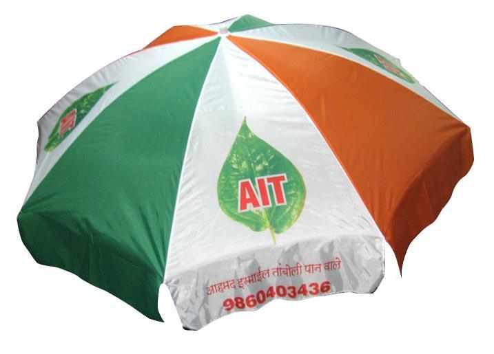 Fixed Advertising Umbrellas