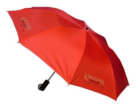 Hand Held Advertising Umbrella