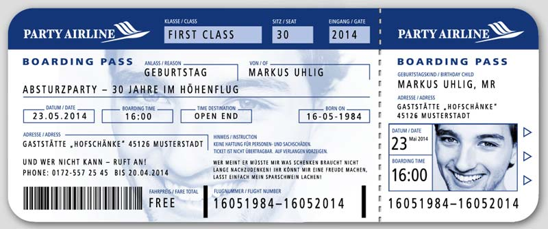Services Boarding Pass In Offered By P B Holotech India Pvt Ltd