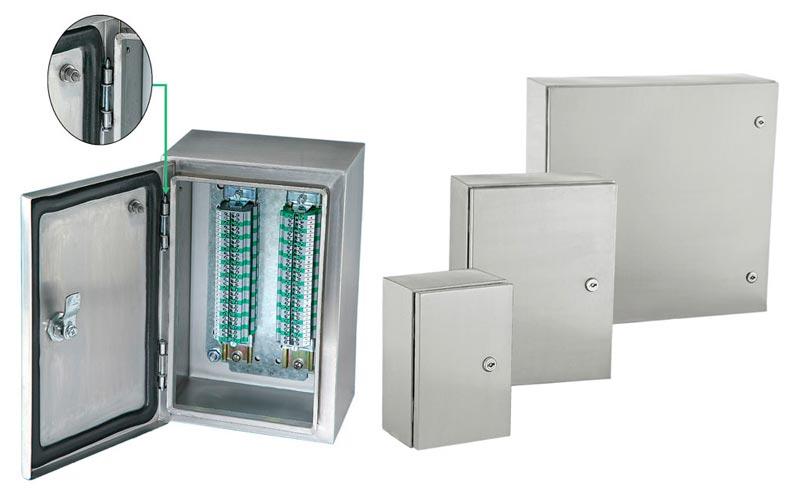 Buy Stainless Steel Junction Box from FCG Hi-Tech Pvt  Ltd
