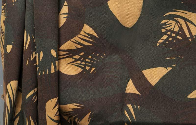 Finished Jungle Print Fabric (Finished Jungle Prin)