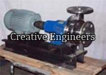 Stainless Steel Centrifugal Back Pull Out Bare Shaft Coupled Pump for Chemical (Bpo Series)