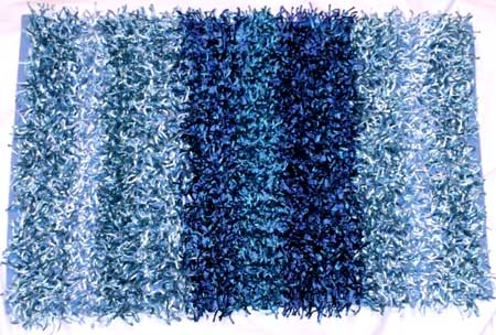 Polyester Shaggy Rugs