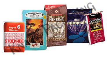 Mineral Packaging Bags