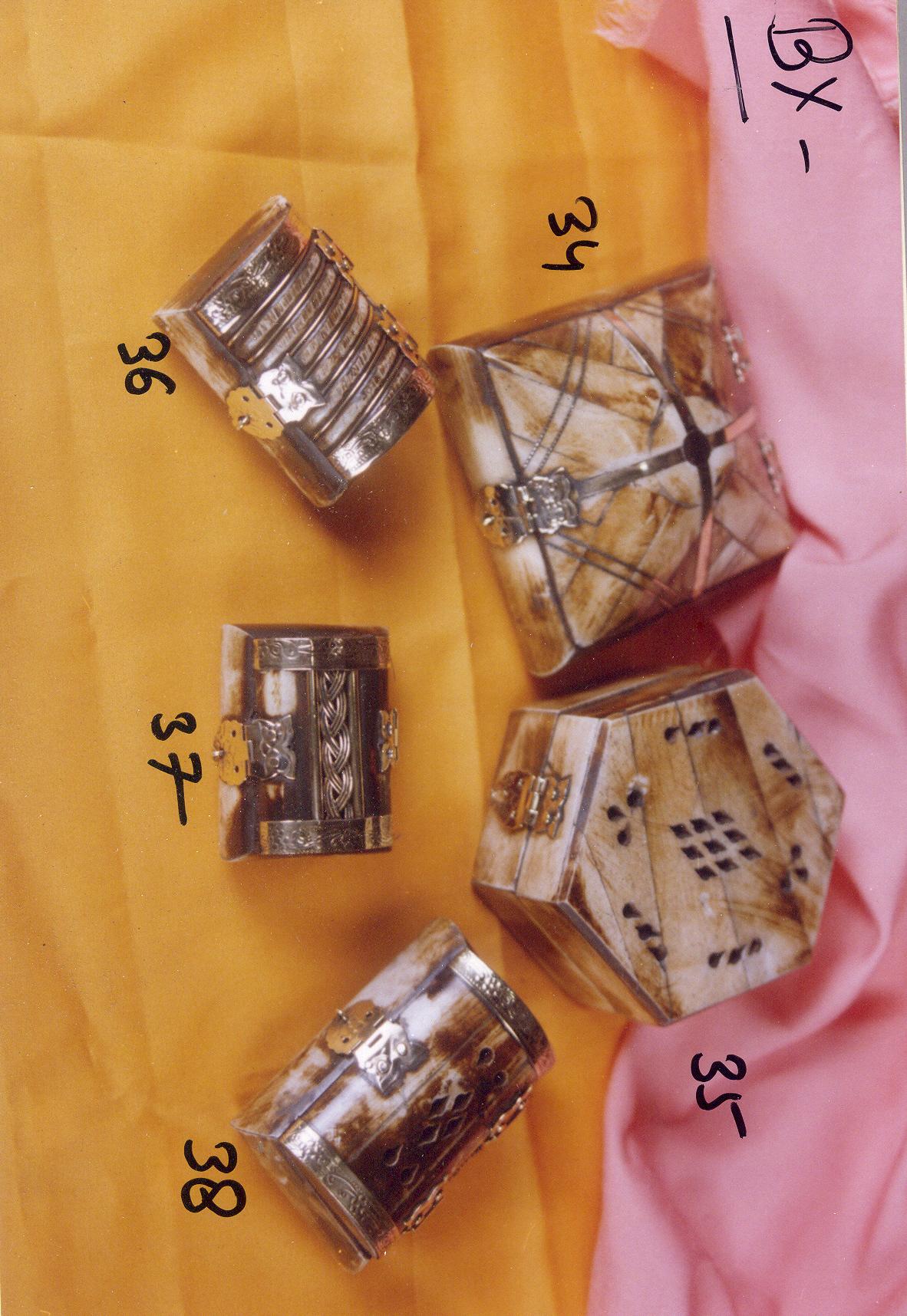 Bone Boxes (A-Ent Box (31))