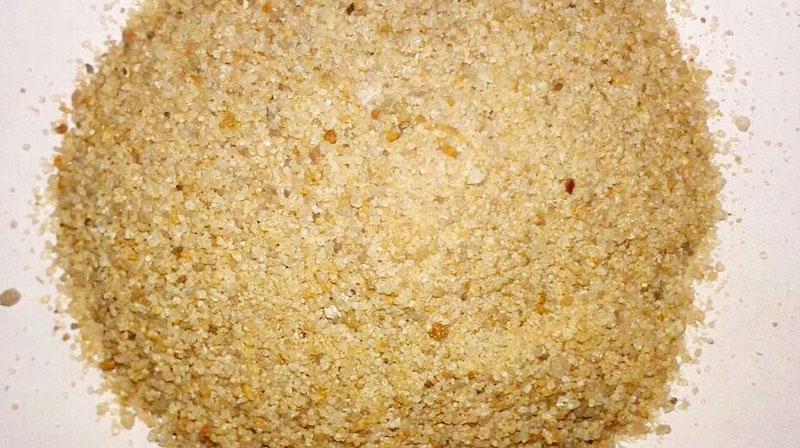 silicon sand