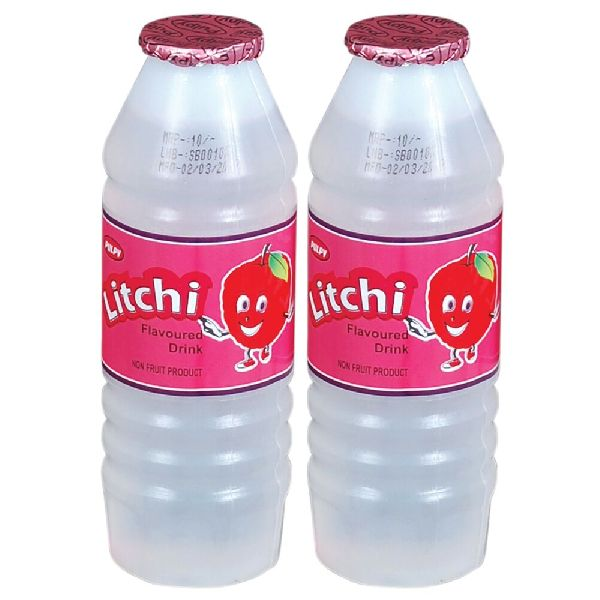 Buy Pulpy Litchi Flavoured Drink from Shyam Beverages