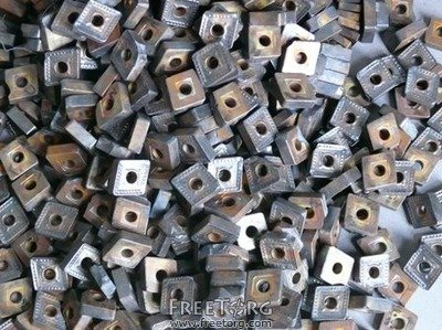Tungsten Carbide Scrap Manufacturer & Exporters from