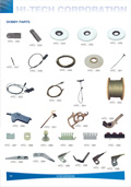 dobby Textile Machinery Spare Parts