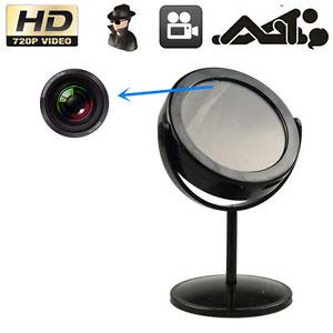 Spy Dvr Mirror Camera with Pedestal (072)