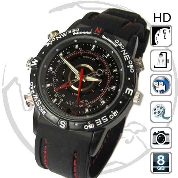 108 SPY Waterproof Dvr Watch (108)