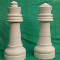 FRP Giant Chess Pieces