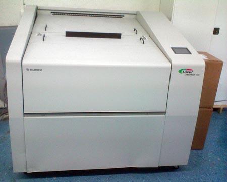 CTP Fuji Luxel P-9600 (CTP Fuji Luxel P-960)