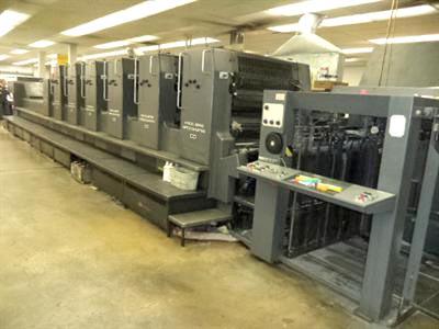 Used Komori L 526 , L 426 , L 440 Offset Printing Machine (MPS11)