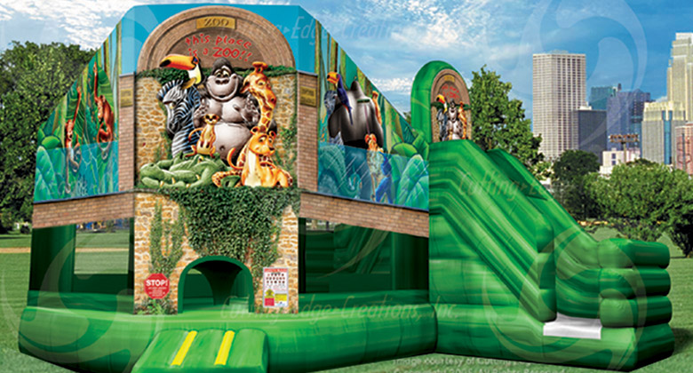 Zoo Slide Combo