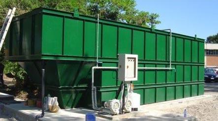 Waste Treatment Plant Maintenance Services