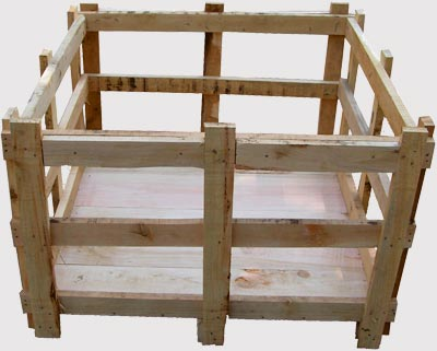 Wooden Crates, Application : Packing diverse export material, Multi stacking, INR 500INR 5 k / Piece by Mittal Industries from Kota Rajasthan ID - 1376882