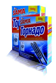 Ternado Remover of Scaling In Washing Machine