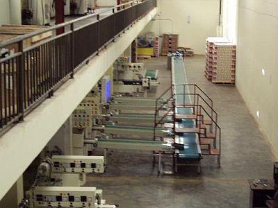 Belt Conveyor For Biscuit Industries (Belt Conveyor For Bi)