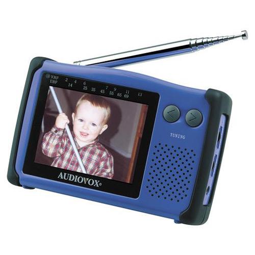 Audiovox Tft3500 3.5  Handheld Tv with Adapter (Audiovox TFT3500 3.5)
