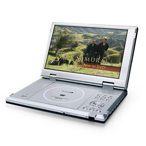 Initial Portable Dvd Player with 10.2 Screen (Initial Portable DVD)