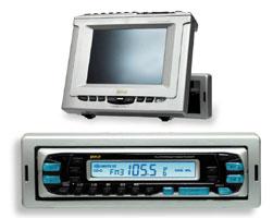 Pyle Pltvr5 5 In-dash Monitor W/am/fm T (Pyle Pltvr5 5� In-da)
