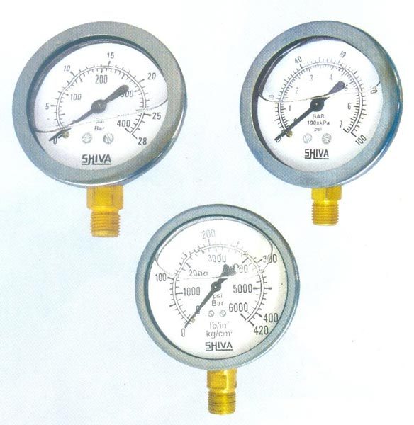 Glycerine Gauges