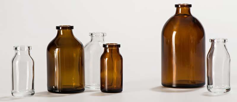 Laboratory Glass Bottle