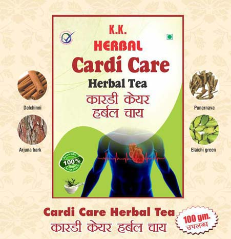 Cardi Care Herbal Tea