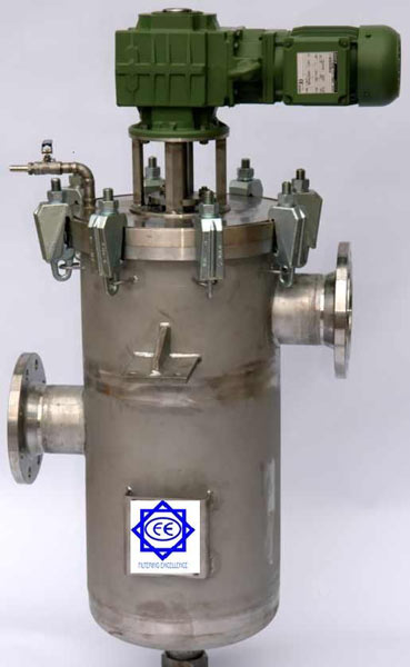 Buy Self Cleaning Strainer from Harsha Filters, Bangalore