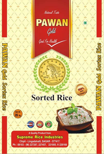 Sorted Rice