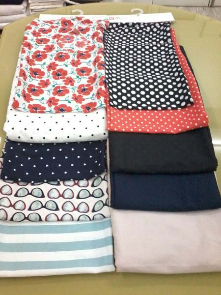 Polyester Drum Crepe Fabric